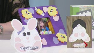 Easter crafts not involving eggs