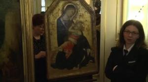 France returns artwork stolen by Nazis during WWII to rightful owners