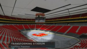 Flames Ken King says no arena deal anytime soon