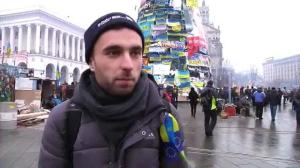 Standoff continues in Kiev's Independence Square