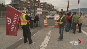 Port Metro Vancouver strike solution