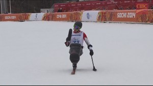 Josh Dueck wins gold at Paralympics