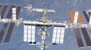 ISS grappling with mechanical malfunction