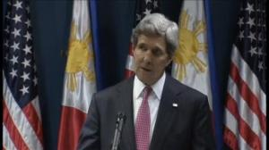 Kerry comments on Syria peace talks