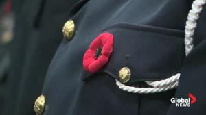 Lethbridge residents remember those who fought for our freedom