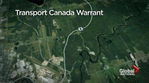 Lac-Megantic search warrants