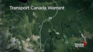 Lac-Megantic search warrants