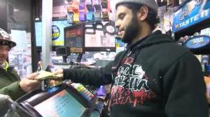 2nd largest jackpot in US lotto history to be drawn tonight