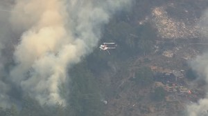 Big Sur fire still not contained