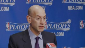 NBA commissioner comments on Clipper owner's alleged racist comments