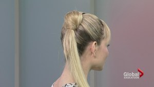 Saskatoon Style – the art of ponytails