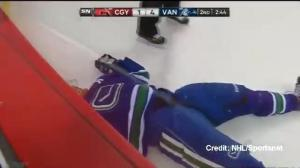 Daniel Sedin injured during final game of Canucks' season