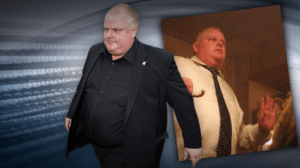 Rob Ford heads south to rehab