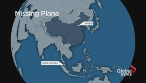 Developing: Malaysia aircraft goes missing