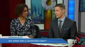 Are white men a protected class?