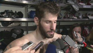 Canucks talk 7-1 loss
