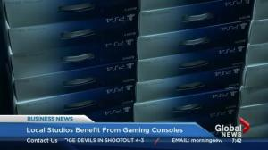 BIV: Local studios benefit from gaming consoles