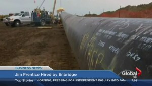 BIV: Jim Prentice hired by Enbridge