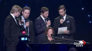 Canucks rookie Zac Dalpe loves Sarah McLachlan