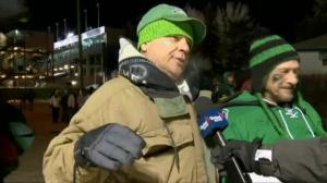 Rider Nation celebrates Grey Cup win