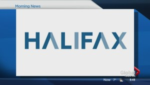 Halifax mayor talks new logo