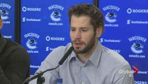 Kesler responds to trade rumours
