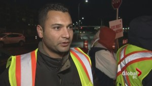 Negotiations underway with port truck drivers