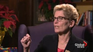 "Wynne calls Federal Conservatives ""irresponsible"" for refusing changes to CPP"