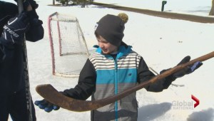 World's oldest hockey stick up for auction