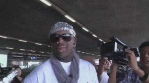 Dennis Rodman says Kim Jong Un 'friend for life'