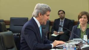 Kerry to meet with Russian counterpart over Ukraine issue