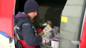 Calgarians react to Canada Post changes