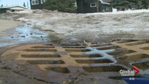 Ice, water and drainage