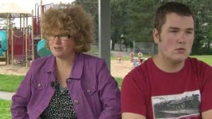 Extended: Rollercoaster ride for mother of severely autistic son