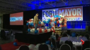 Ford Nation prepares to party at campaign launch