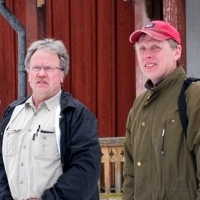 Bröderna Anders och Olle Olsson, Halvarsviken Ängelsberg