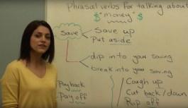 افعال دوقسمتی درمورد پول
