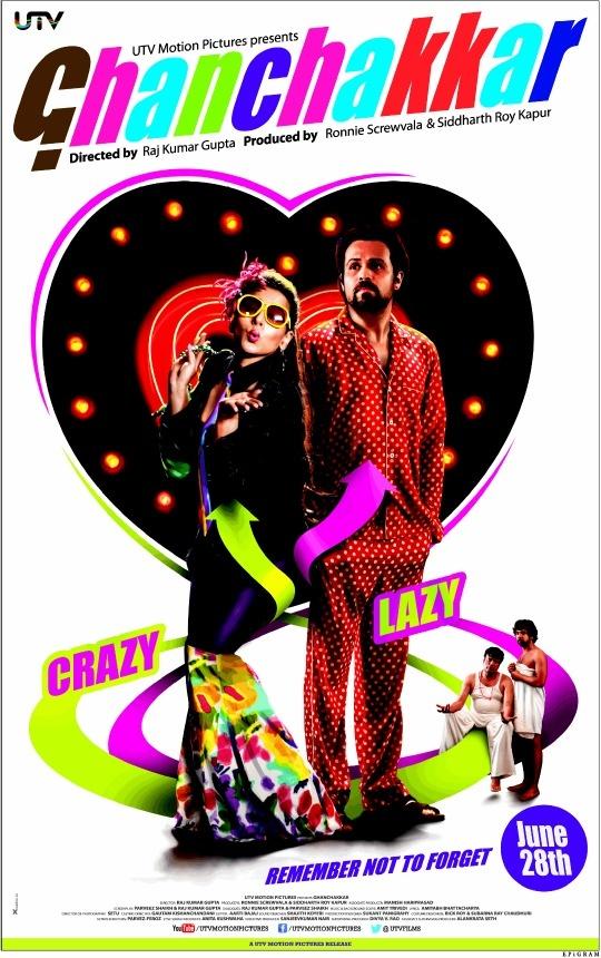 Poster do filme Ghanchakkar