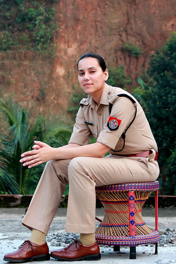 assam lady officer