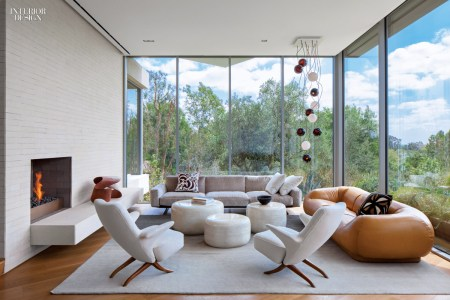 living room los angeles belzberg architects curated boy winner large house 1215