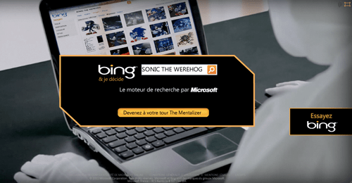 The Mentalizer par Bing