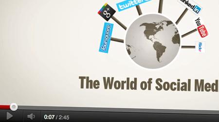 The World of Social Media 2011 en vidéo