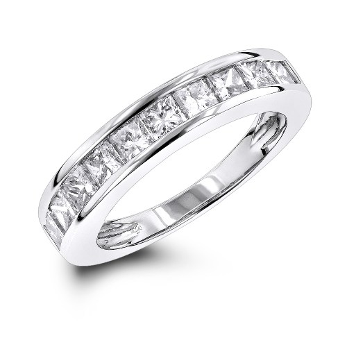 Medium Crop Of Princess Cut Diamond Rings