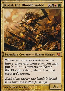 Kresh, the Bloodbraided
