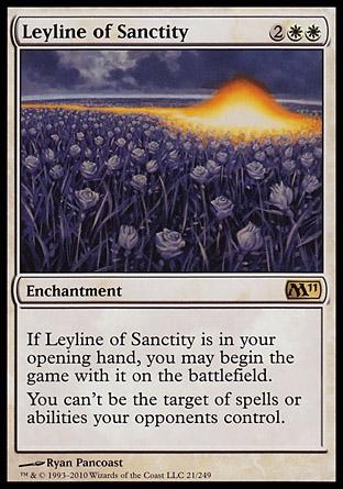 Leyline of Sanctity