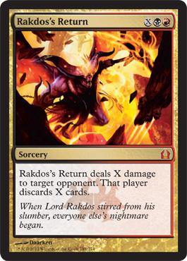 Rakdos's Return