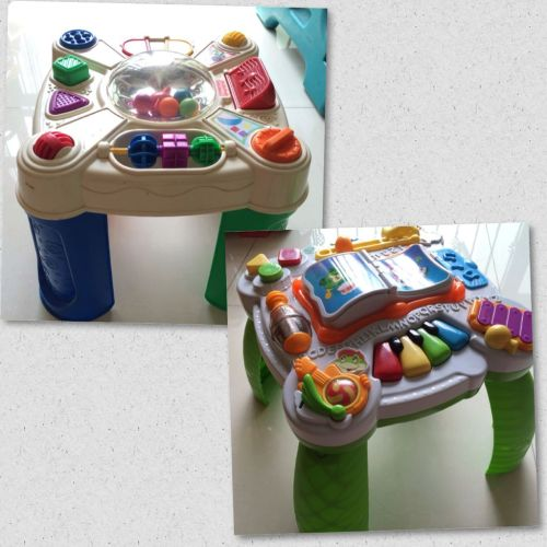 Medium Of Fisher Price Activity Table