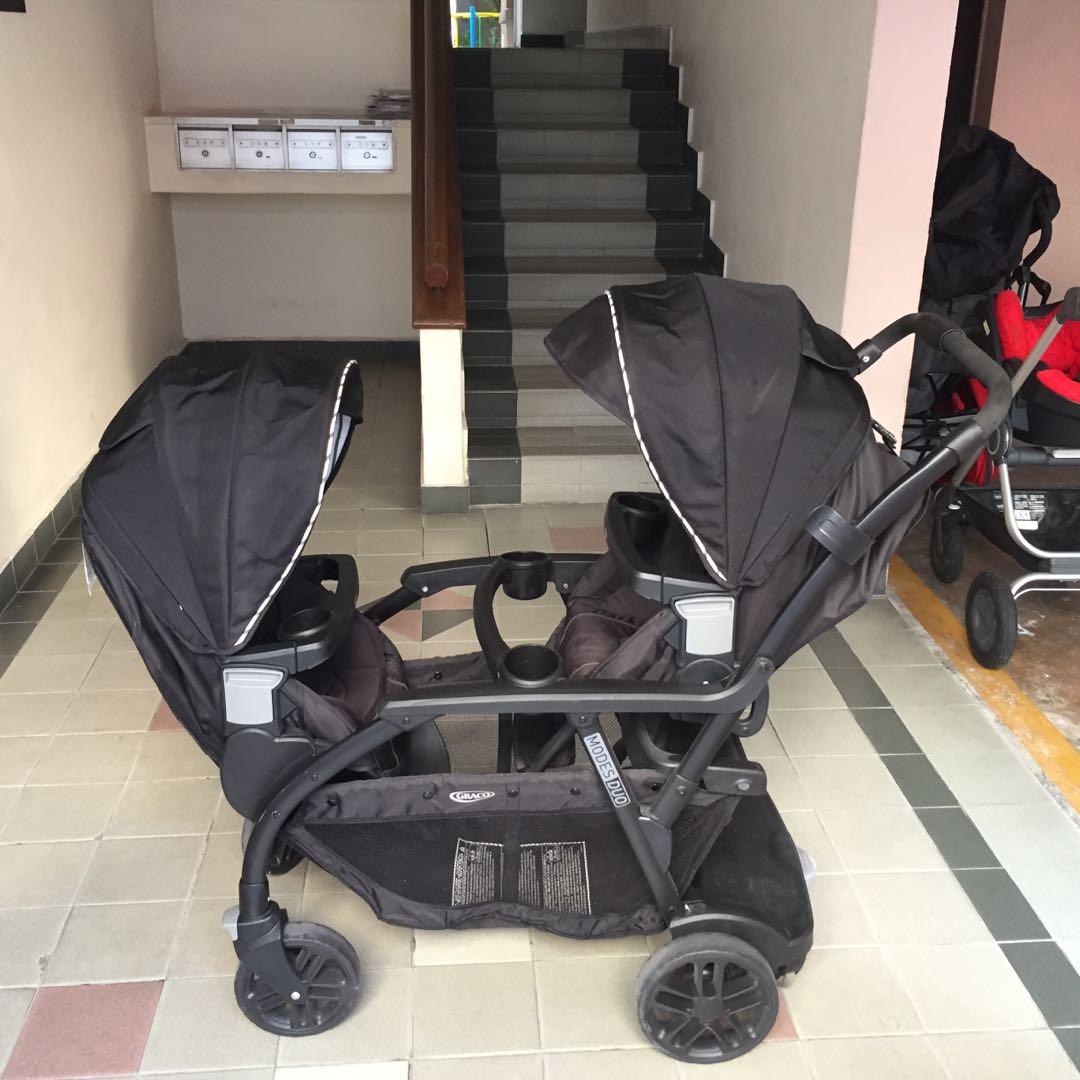 Fullsize Of Graco Modes Duo Stroller