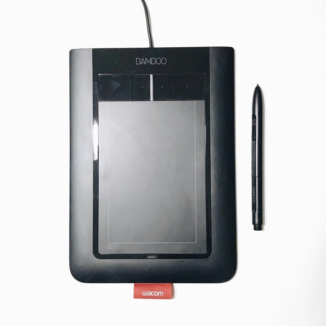 Fullsize Of Wacom Pen And Touch