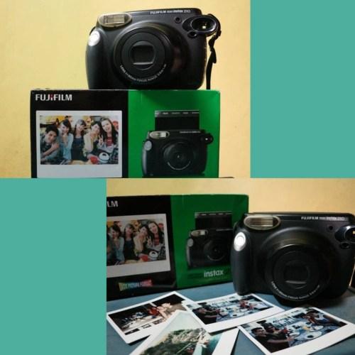 Medium Of Fujifilm Instax 210